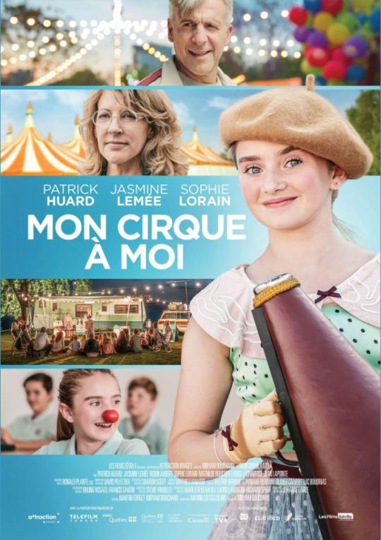 Mon Cirque à Moi, de Myriam Bouchard
